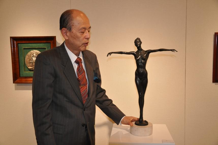 Nobuyuki Okumura Takashimaya Tokyo